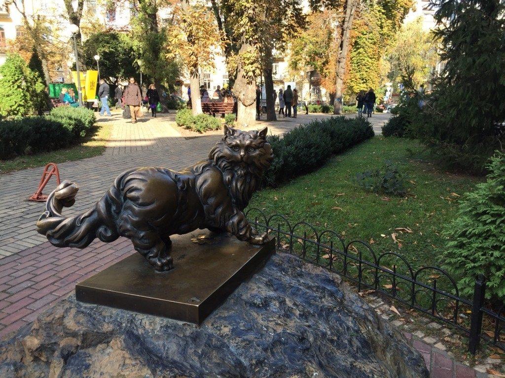 Kijów Ukraina atrakcje zwiedzanie