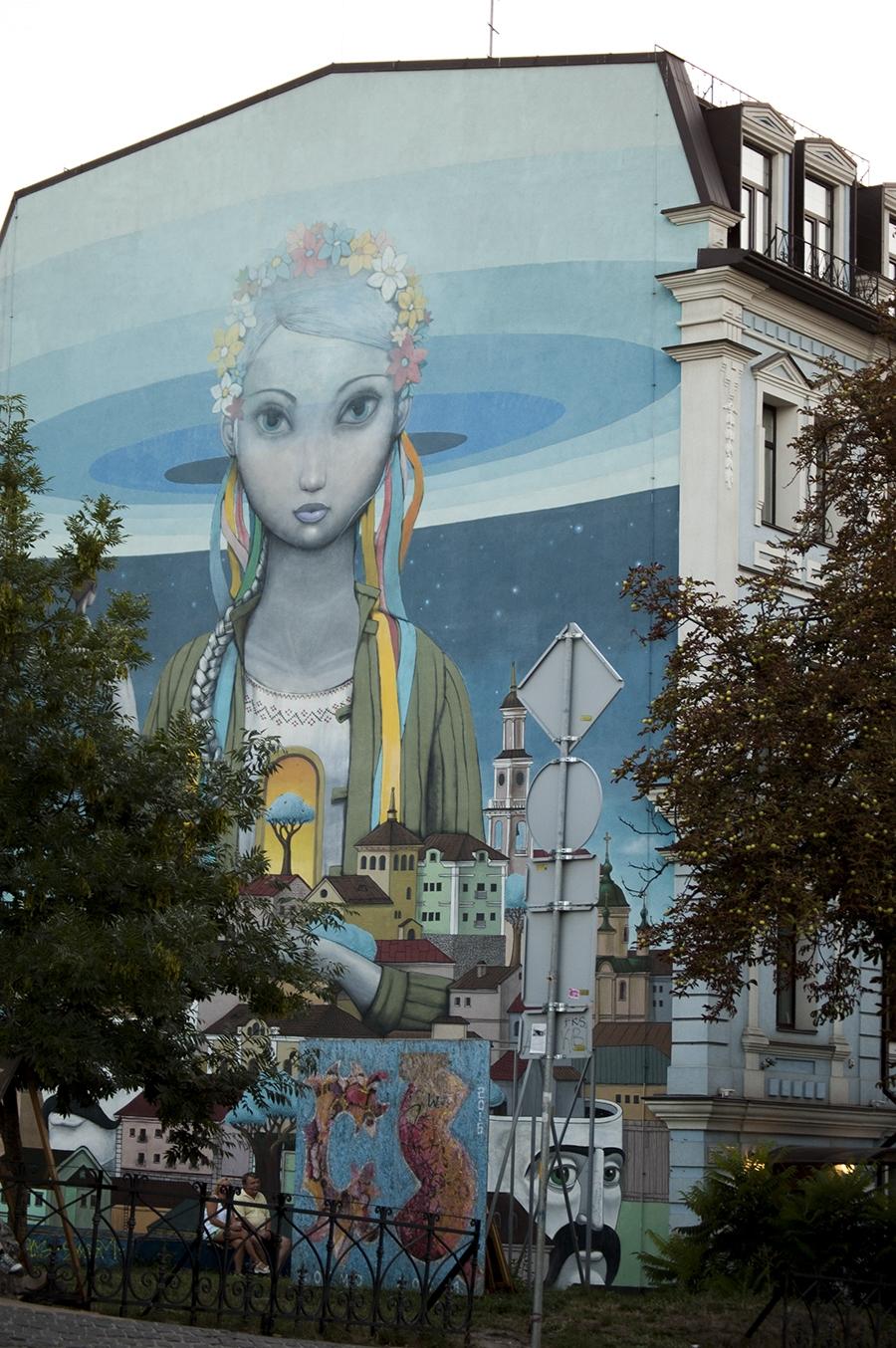 Kijów atrakcje zwiedzanie Ukraina