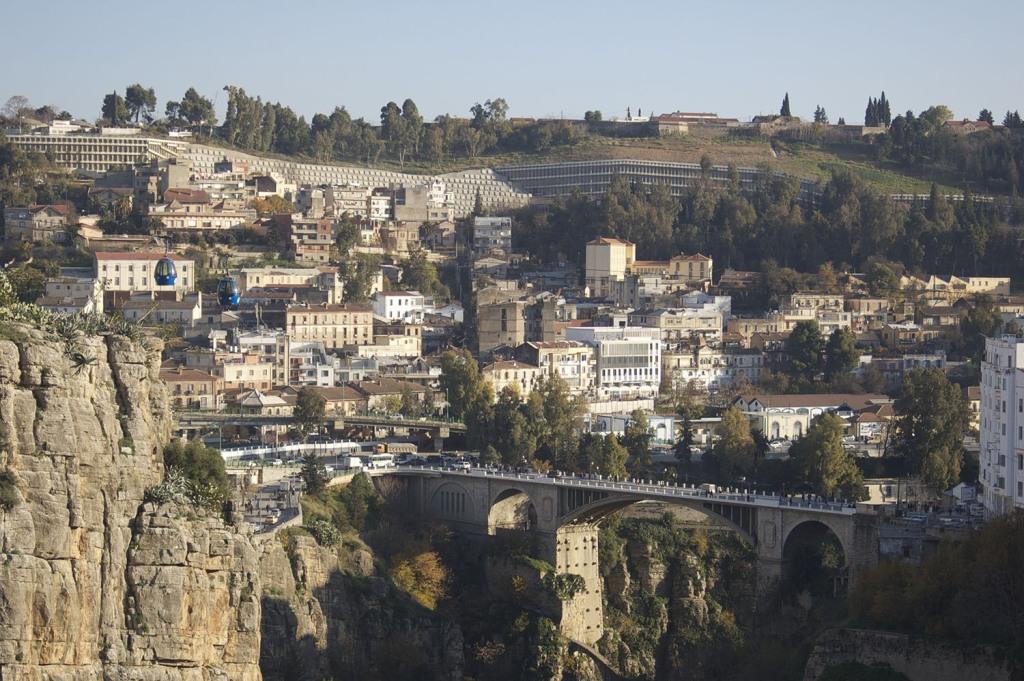 Konstantyny Algieria zwiedzanie historia
