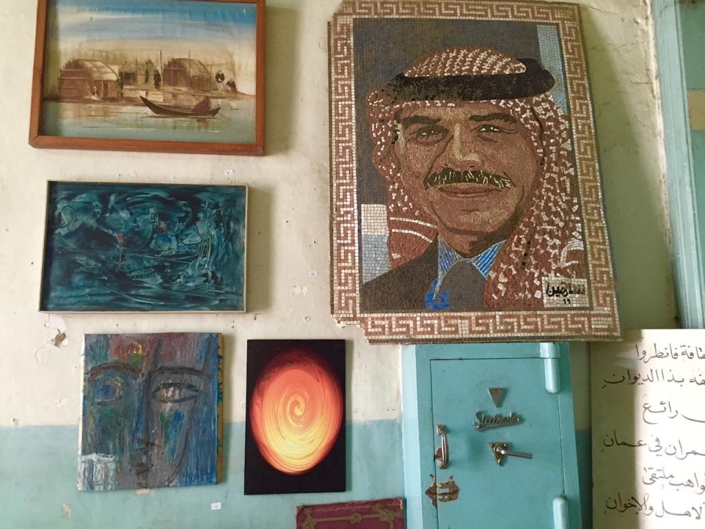 Amman Jordania zwiedzanie atrakcje