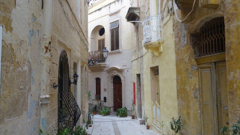 Malta atrakcje zwiedzanie Vittoriosa