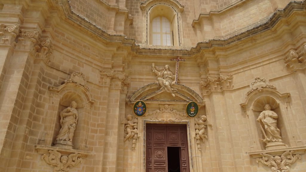 Malta atrakcje zwiedzanie Valletta Gharb