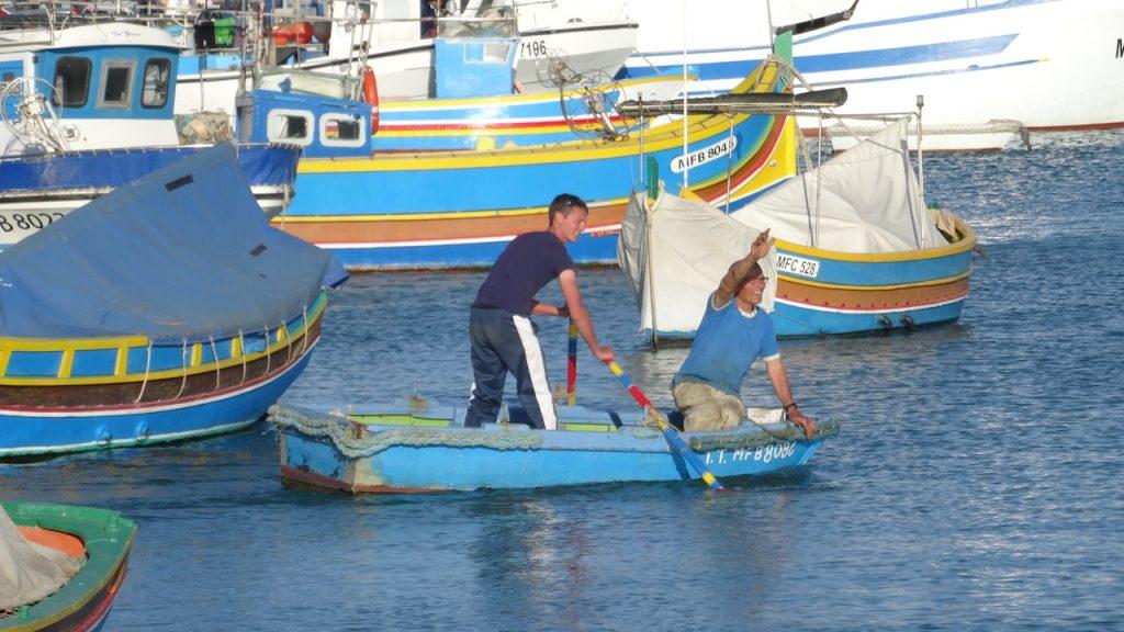 Marsaxlokk Matla co zobaczyć zwiedzanie atrakcje