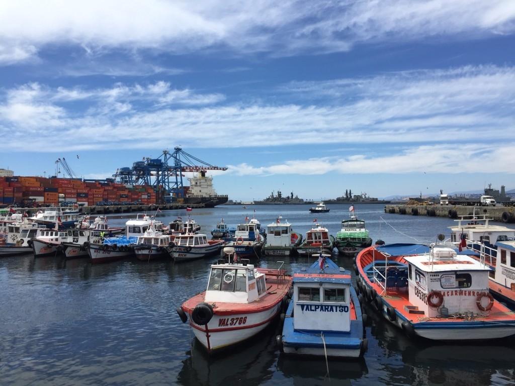 Chile Valparaíso zwiedzanie atrakcje jak dotrzeć