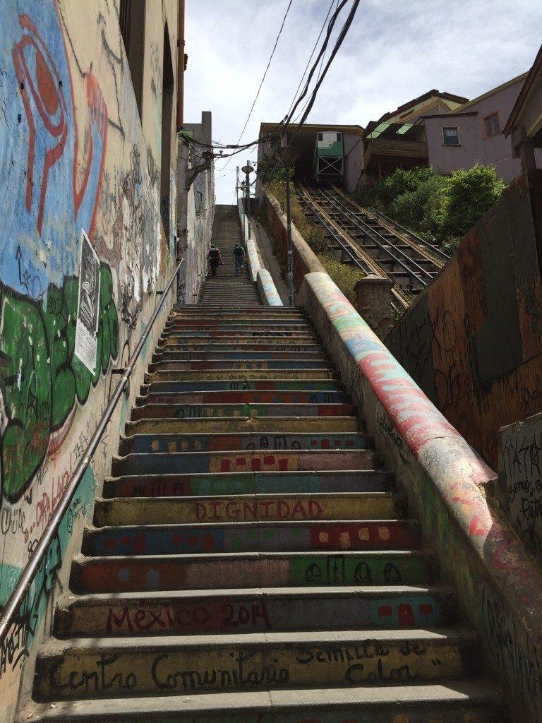 Valparaíso Chile zwiedzanie atrakcje jak dotrzeć