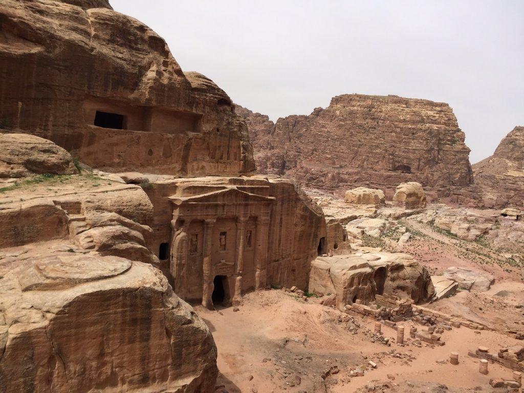 Jordania Petra atrakcje zwiedzanie
