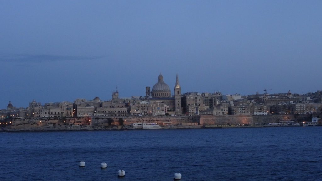 Malta atrakcje zwiedzanie Valletta