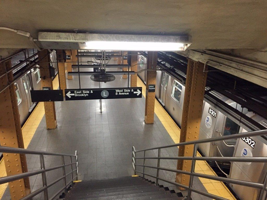 Nowy Jork USA zwiedzanie atrakcje metro