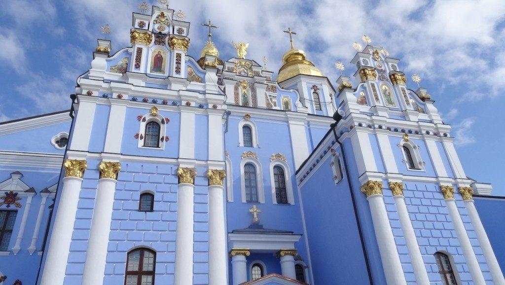 Kijów atrakcje Ukraina zwiedzanie