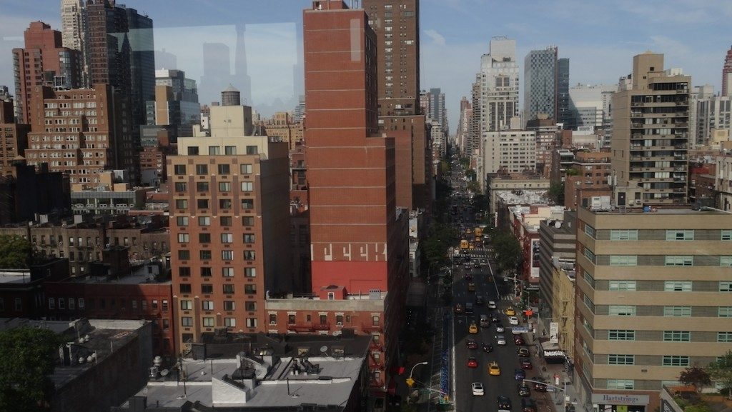 Panorama NYC Nowy Jork USA zwiedzanie za darmo