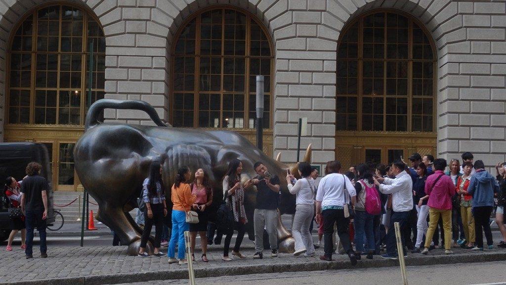 Nowy Jork USA zwiedzanie atrakcje Wall Street