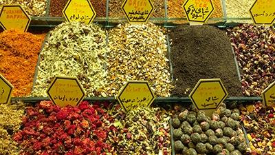 Bazar Egipski Stambuł zwiedzanie atrakcje