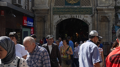 Grand Bazar Stambuł atrakcje zwiedzanie