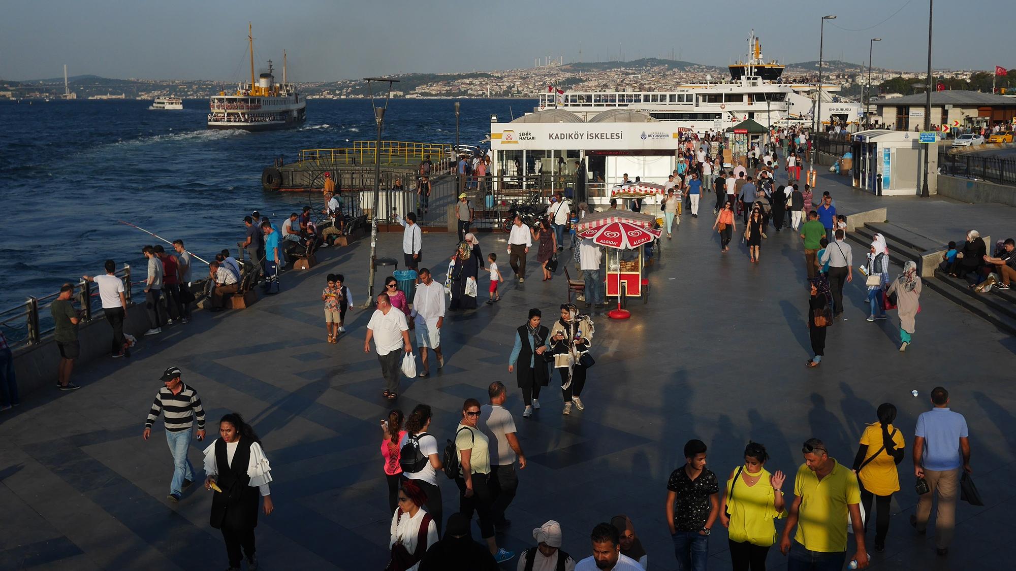 Stambuł Turcja atrakcje co zobaczyć