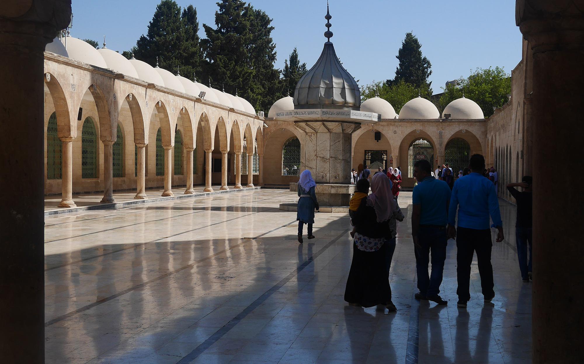 Sanliurfa Turcja atrakcje zwiedzanie co zobaczyć
