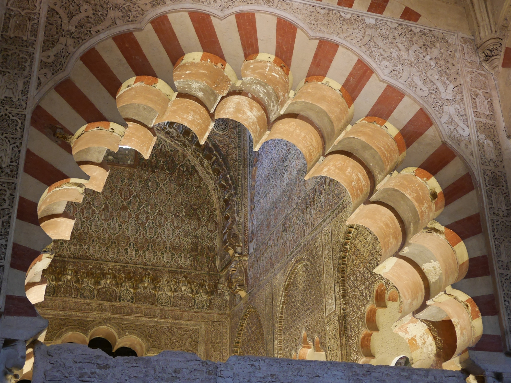 Cordoba Mezquita Hiszpania zwiedzanie atrakcje