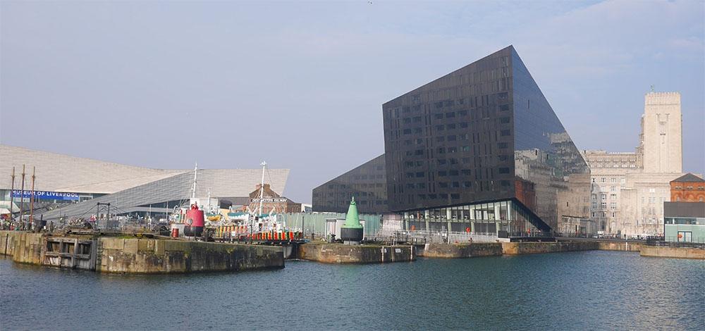 Liverpool Anglia zwiedzanie atrakcje tanie loty