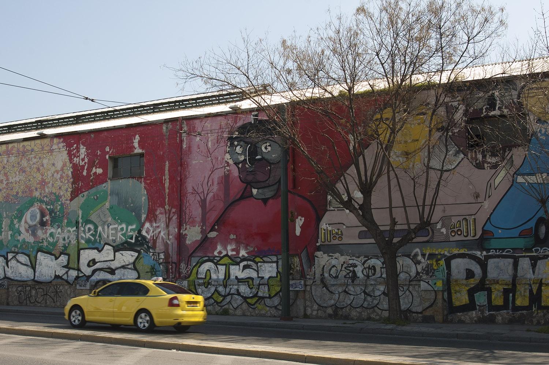 Exarcheia Ateny zwiedzanie alternatywnie