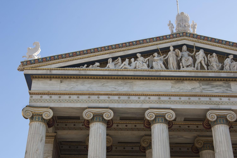 Ateny Grecja zwiedzanie przewodnik