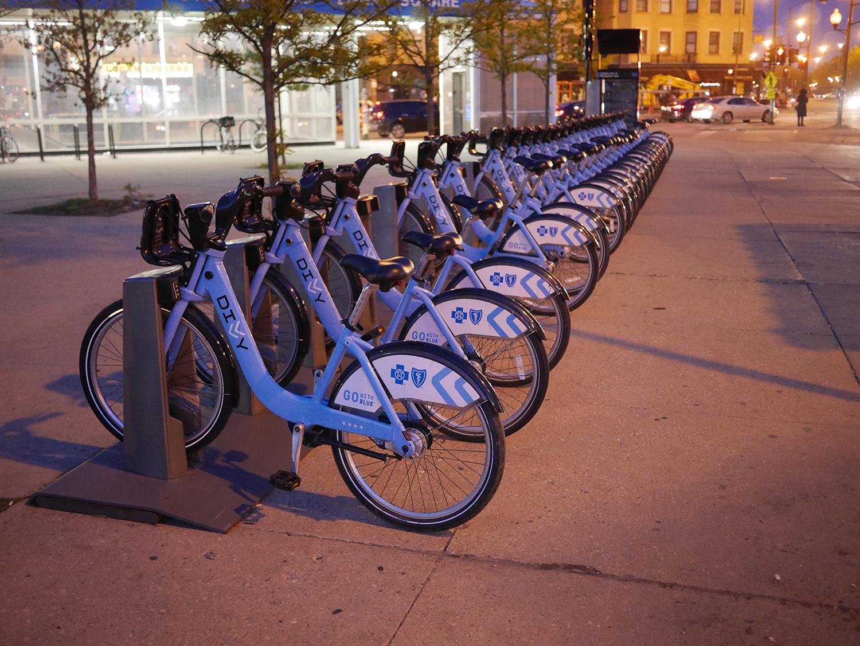 Rower Chicago Przewodnik po Chicago atrakcje zwiedzanie co zobaczyć