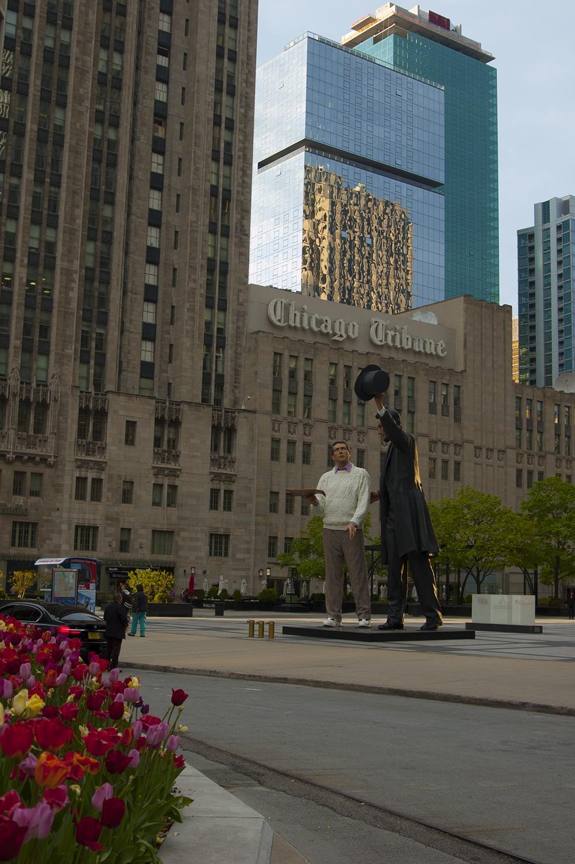 Chicago Magnificent Mile Przewodnik po Chicago atrakcje zwiedzanie co zobaczyć