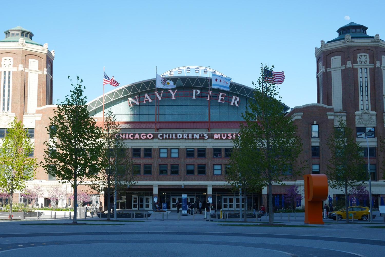 Navy Pier Chicago Przewodnik po Chicago atrakcje zwiedzanie co zobaczyć