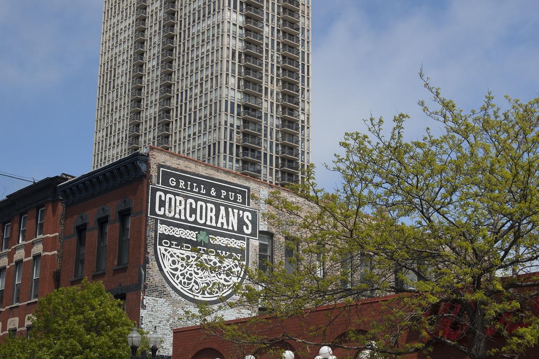 Old Town Chicago Przewodnik po Chicago atrakcje zwiedzanie co zobaczyć