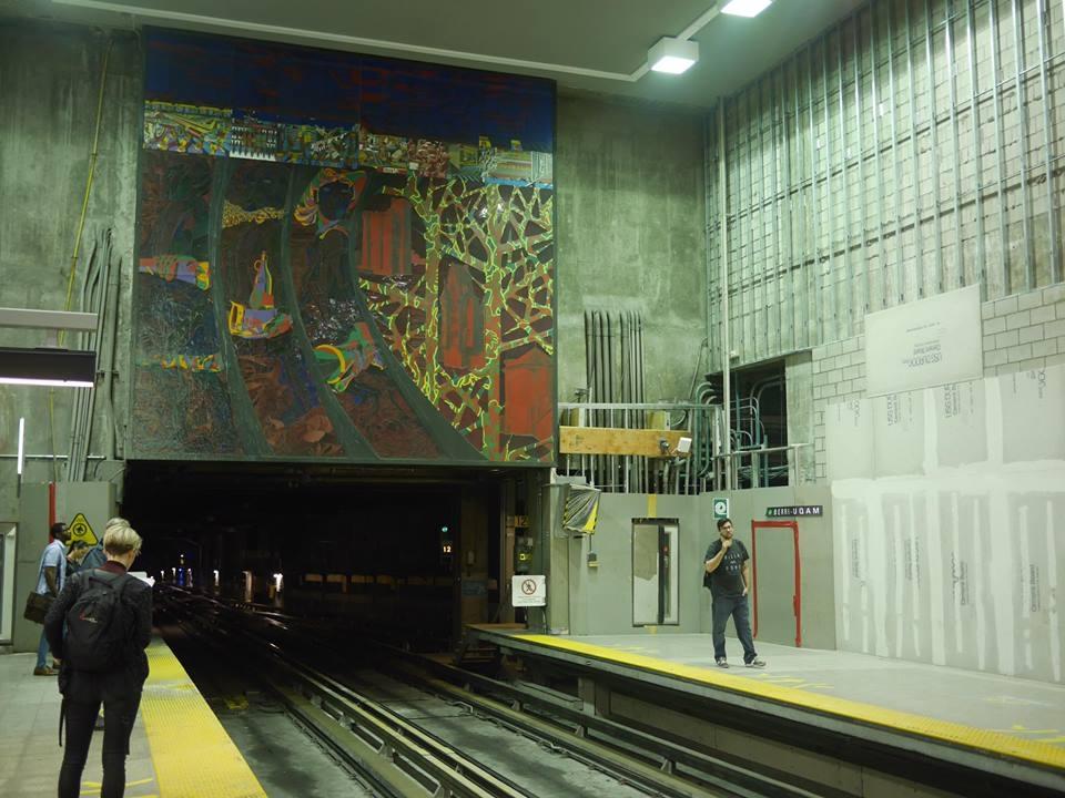 Montreal stacja metra