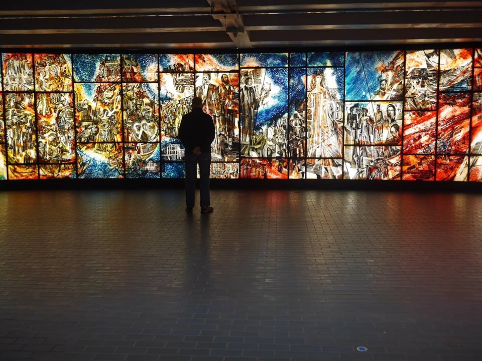Montreal  stacja metra Place-des-Arts