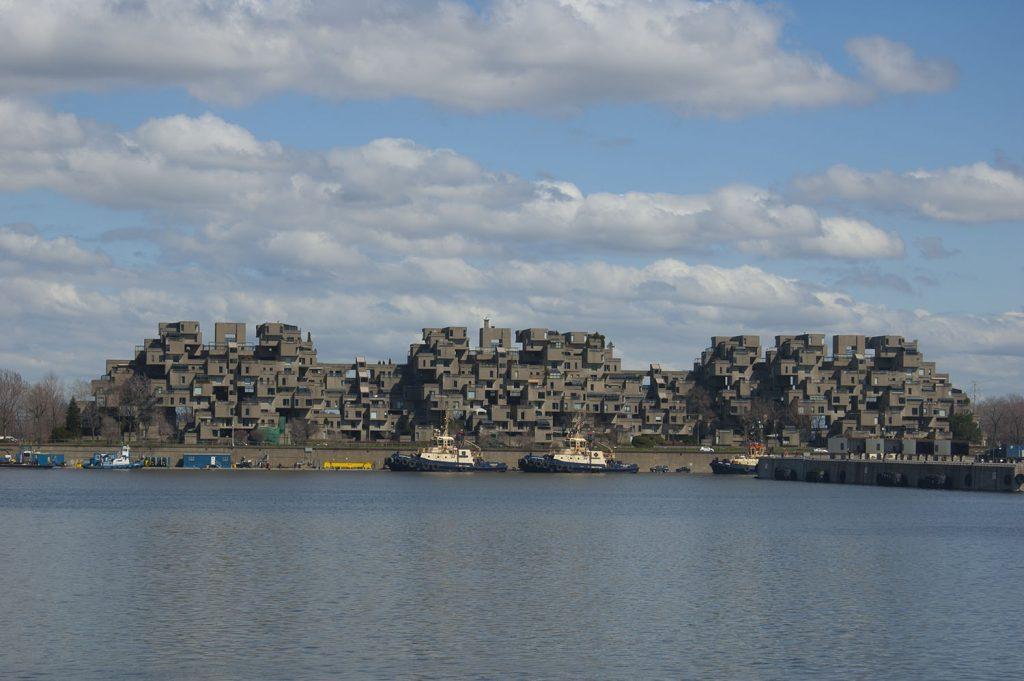 Montreal Habitat 67 budynek