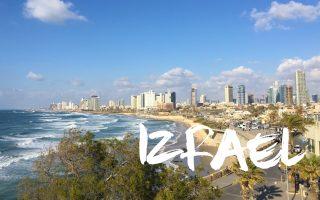 Izrael wjazd z pieczątką arabską wiza