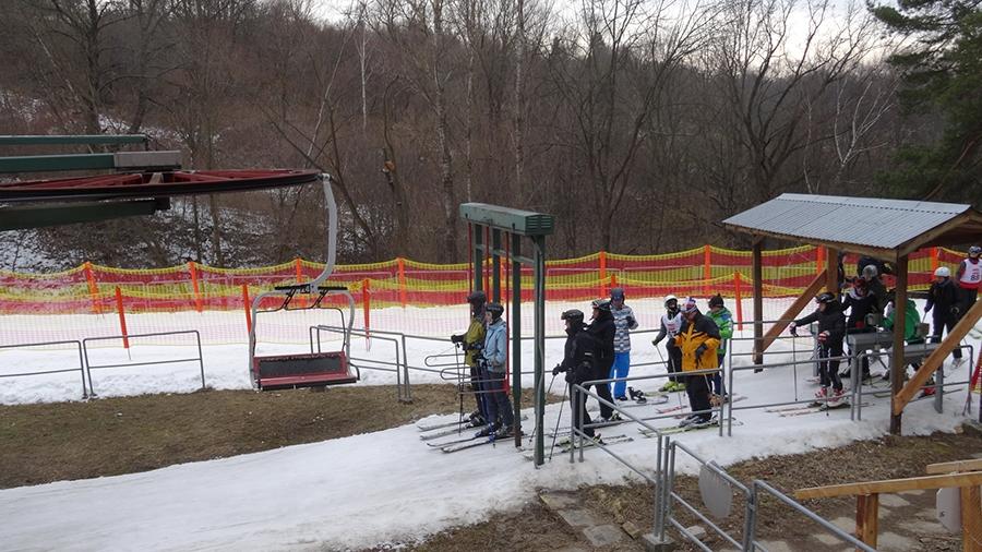 Przemyśl Wyciąg narciarski