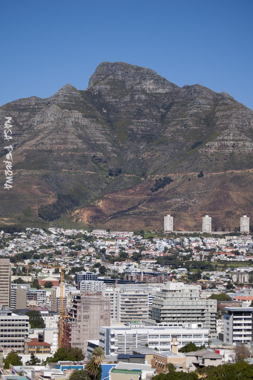 Kapsztad zwiedzanie RPA przewodnik atrakcje