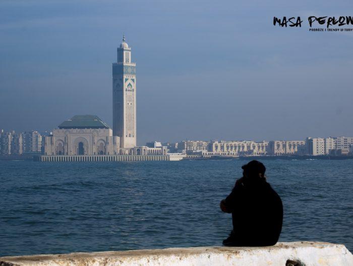 Casablanca Hussein Meczet