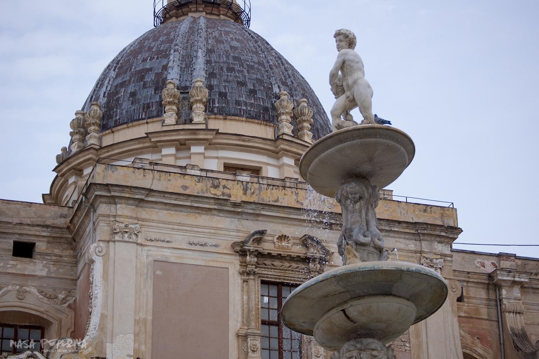 Palermo Fontanna Wstydu