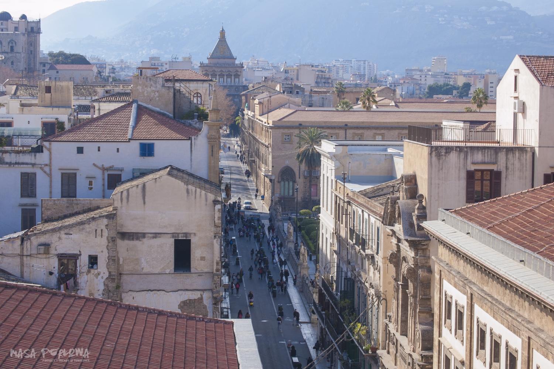 Palermo zwiedzanie atrakcje