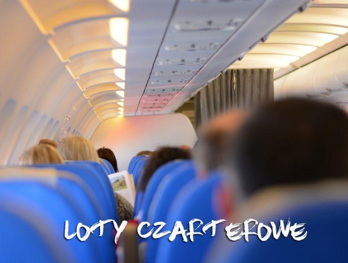 loty czarterowe