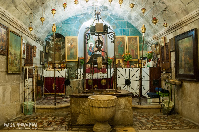 Nablus Studnia Jakubowa