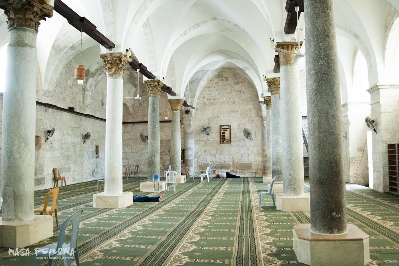 Nablus Wielki Meczet
