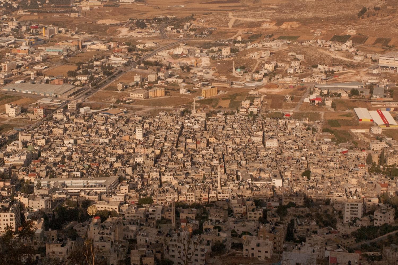 Nablus obóz Balata