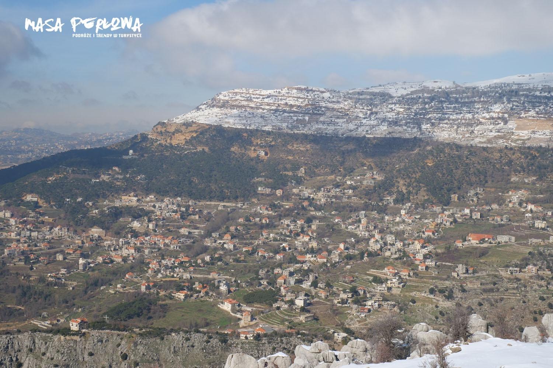 Na narty do Libanu