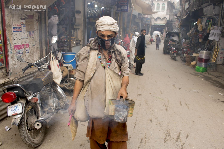 Stare Miasto Peszawar Pakistan