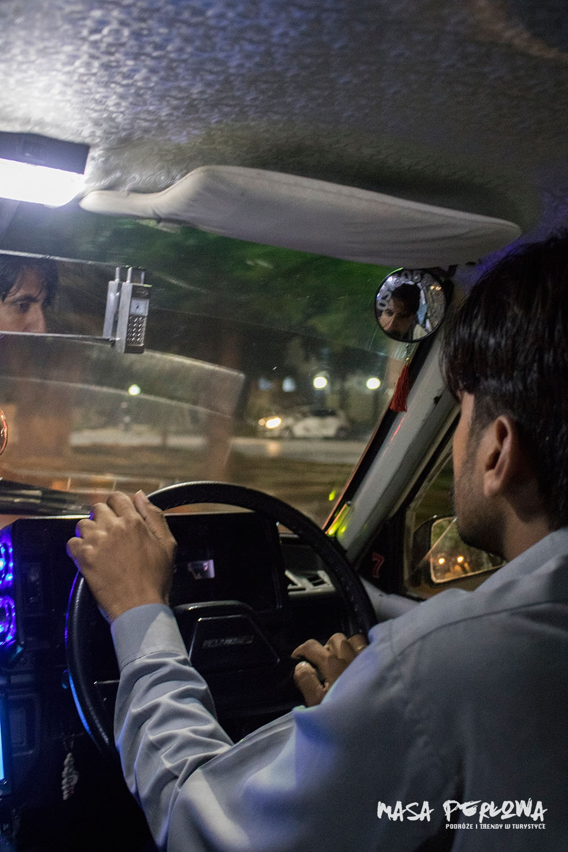 Islamabad Pakistan taksowkarz