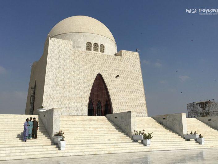 Karaczi Mazoleum Quaid-i-Azam