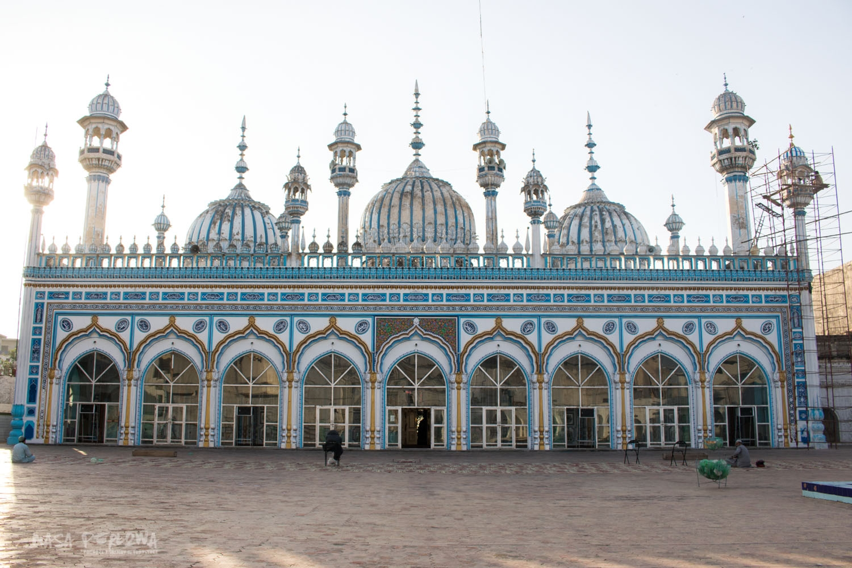 Rawalpindi Jamia Masjid