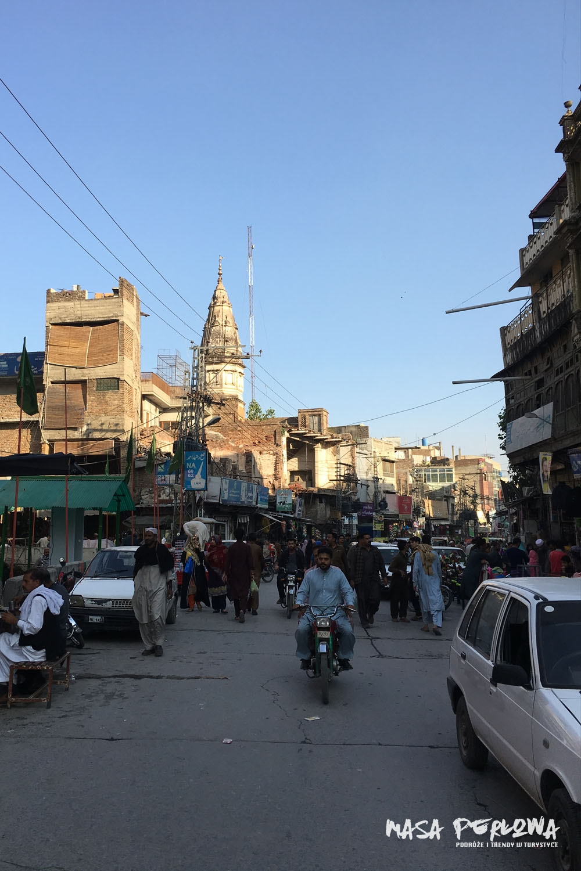 Rawalpindi Islamabad ulica Saddar