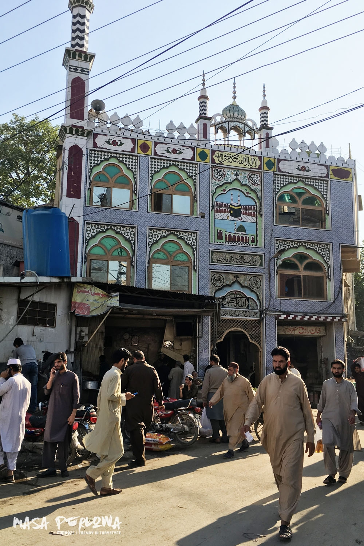 Rawalpindi meczet