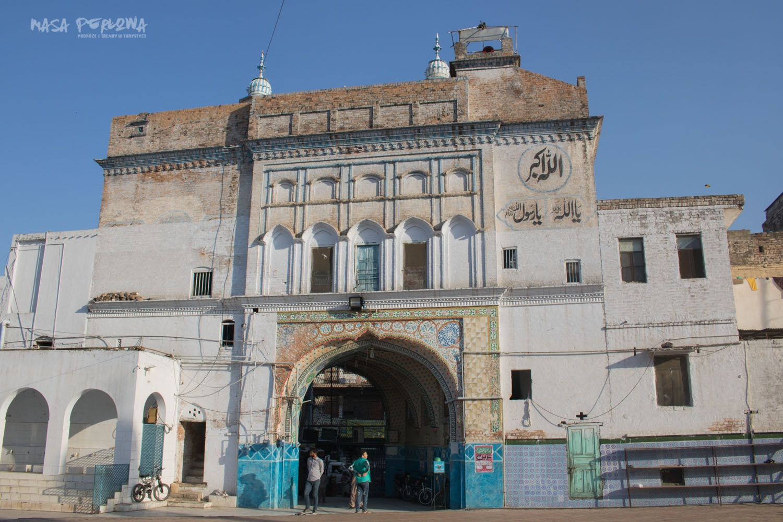 Rawalpindi budynek