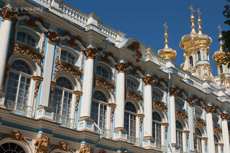 Sankt Petersburg Carskie Sioło