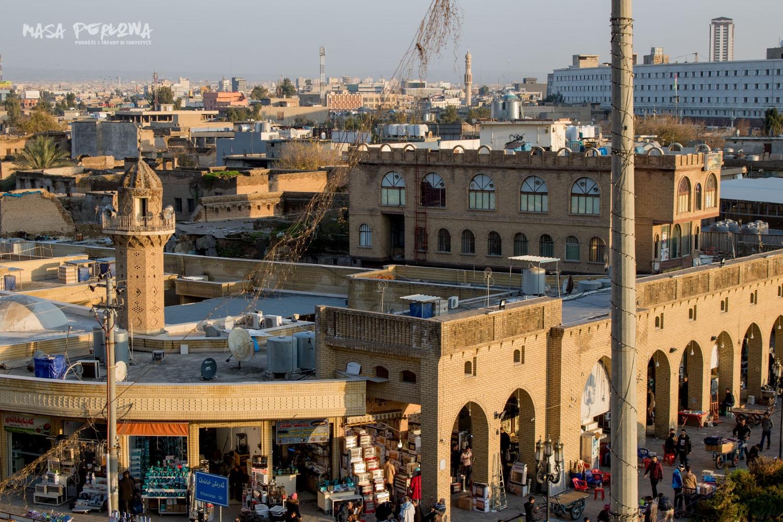 Irbil bazar Irak Kurdystan